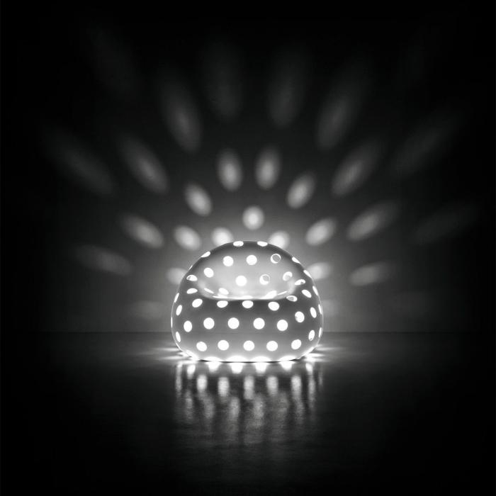 Fotoliu luminos din plastic AIRBALL LIGHT [0]