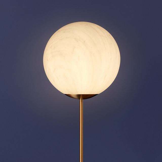 Lampi de podea polietilena MINERAL STAND 0