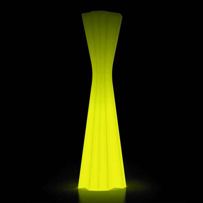 Lampi de podea din polietilena FROZEN LIGHT 4