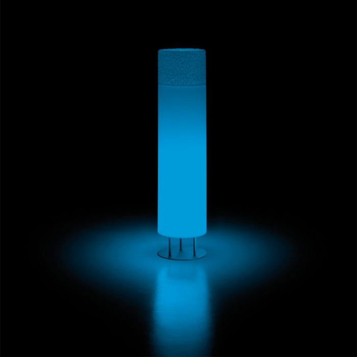 Lampi de podea din polietilena ICE-CAP 2