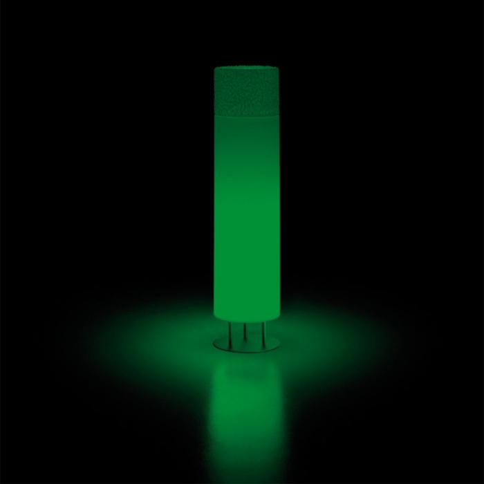 Lampi de podea din polietilena ICE-CAP 6