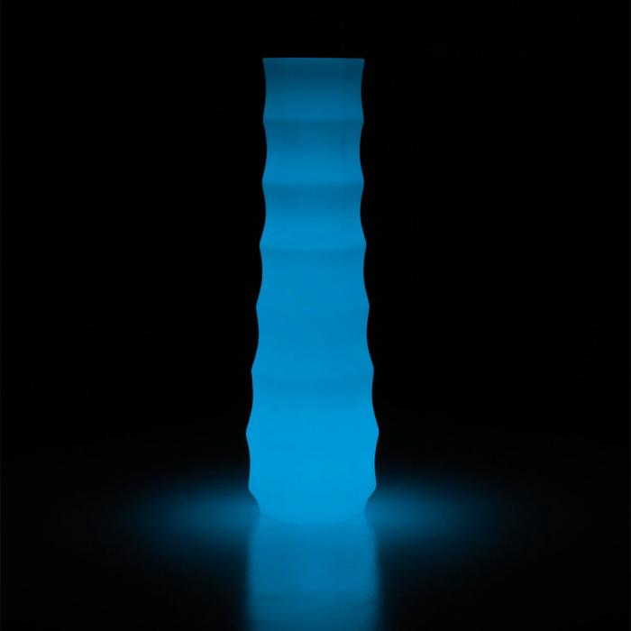 Lampi de podea din plastic ROO 4