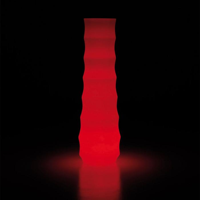 Lampi de podea din plastic ROO 7
