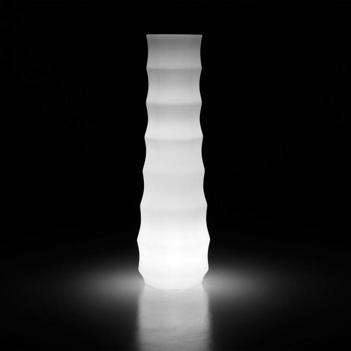 Lampi de podea din plastic ROO 0