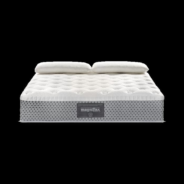 Magniflex - Comfort Dual - Saltea cu două niveluri de fermitate și textil termoregulator 0
