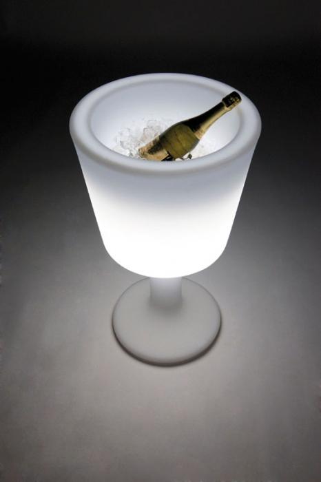 Frapiere decorative luminoase polietilena LIGHT DRINK LA DRL075 3