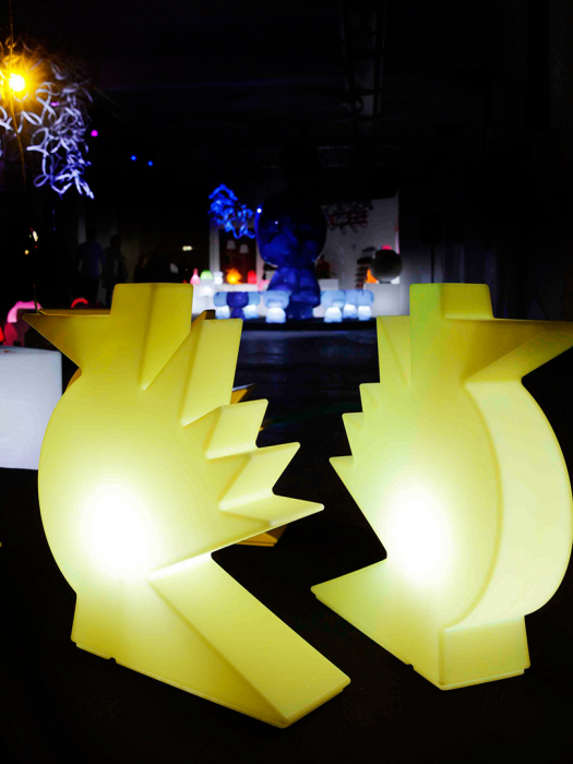 Obiecte decorative luminoase HERE 2