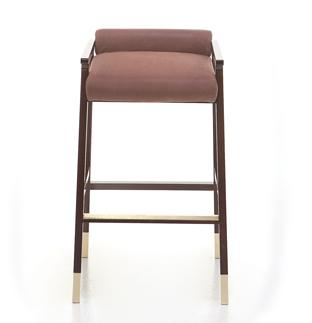 Scaun bar structura lemn Tenues 2303 SG 1