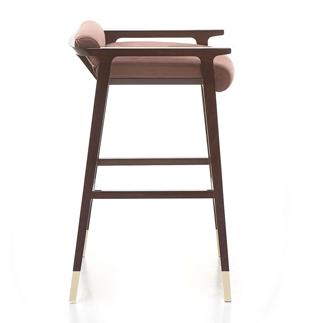 Scaun bar structura lemn Tenues 2303 SG 2