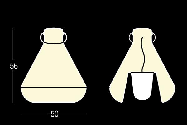 Corpuri de iluminat exterior polietilena SPOT LIGHT 3