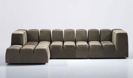 Canapele modulare tapitate TOBLO Antidiva0