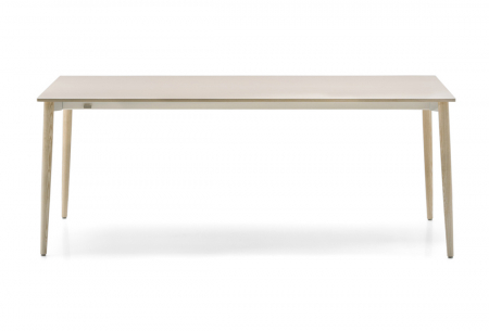 Mese extensibila picioare lemn frasin design scandinav MALMO TML0