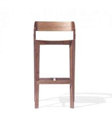 Scaune de bar din lemn MERANO [2]