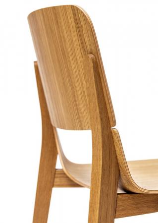 Scaune lemn LEAF [4]