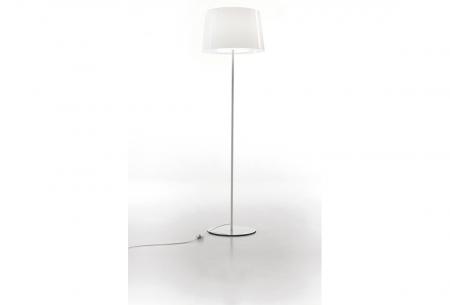 Lampa de podea cu abajur din policarbonat L001ST/BA [2]