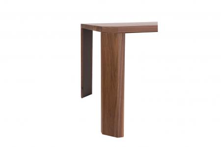 Mese din lemn detaliu metalic O-RIZON 0013