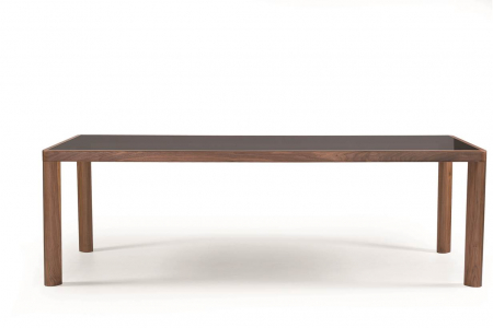 Mese din lemn masiv cu detaliu metalic KA-BERA 001 B0