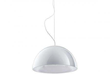 Lampa suspendata cu abajur din policarbonat L002S/BA3
