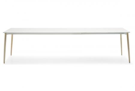 Mese extensibila picioare lemn frasin design scandinav MALMO TML5
