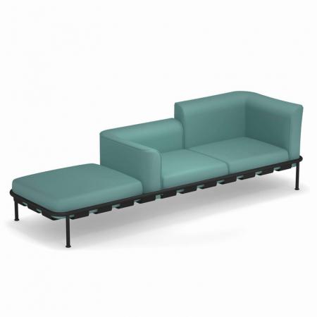 Canapele exterior 3 locuri DOCK0
