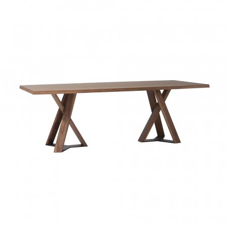 Masa dining lemn masiv DUNE A 0010