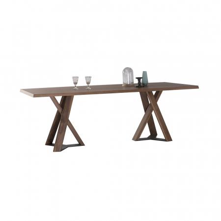 Masa dining lemn masiv DUNE A 0011
