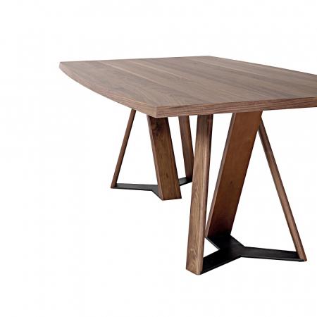 Masa dining lemn masiv DUNE A 0013