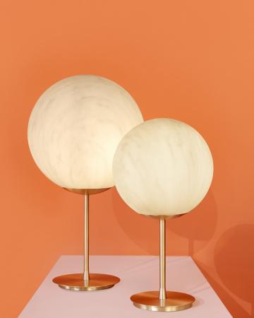 Lampi de podea polietilena MINERAL STAND2