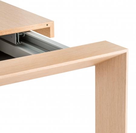 Mese lemn stejar extensibile SURFACE TSU3