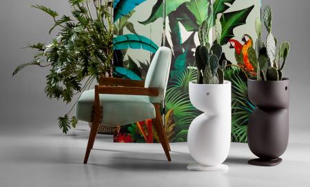 Obiecte decorative - ghiveci polietilena BEAVER1