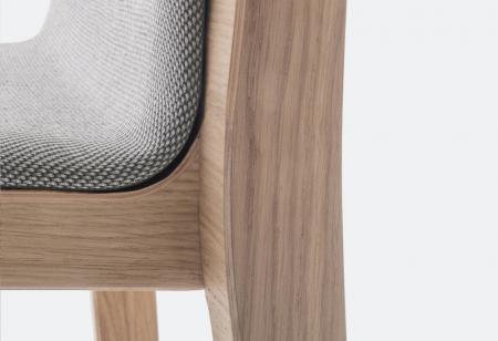 Scaune lemn tapitate YOUNG 4243