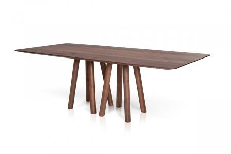Mese din lemn baza cu 8 picioare MOS-I-KO 001 A [0]