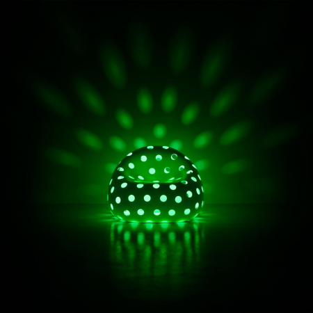 Fotoliu luminos din plastic AIRBALL LIGHT1
