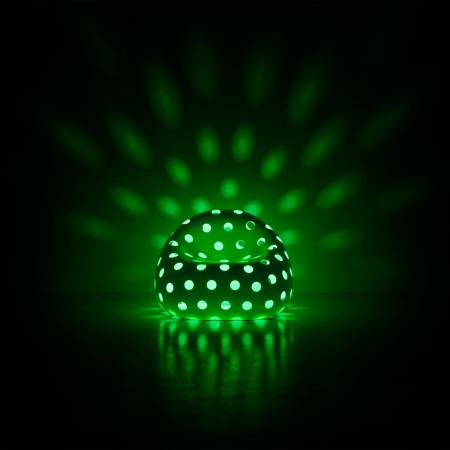Fotoliu luminos din plastic AIRBALL LIGHT [1]