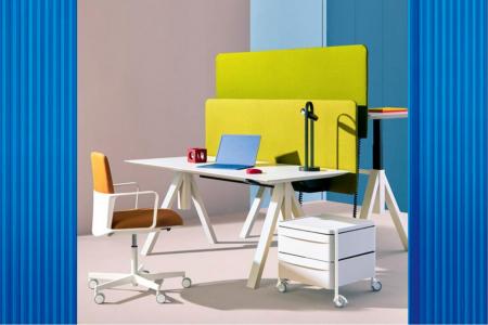 Birou ajustabilpe inaltime ARKI-TABLE Adj Desk [5]
