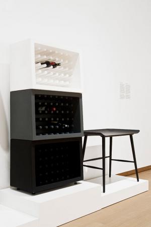 Suport sticle de vin BACHUS0