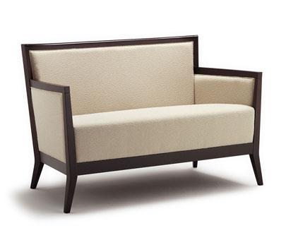 Canapea tapitata structura lemn fag Blios 2180 DI0
