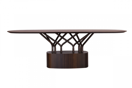 Mese lemn structura metalica WOOD-OO 0010