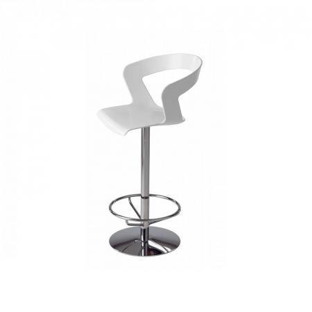 Scaune rotative inalte de bar picior metalic IBIS 3030