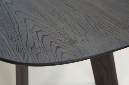 Mese lemn masiv blat oval ALHAMBRA 001 C [3]