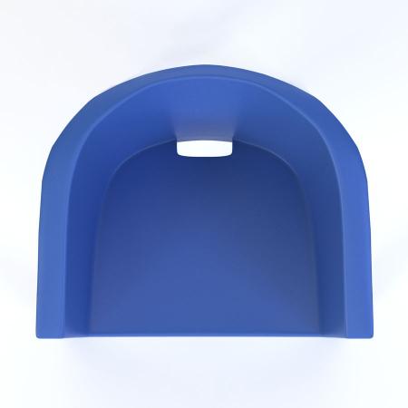 Fotoliu din plastic FROZEN CHAIR [7]