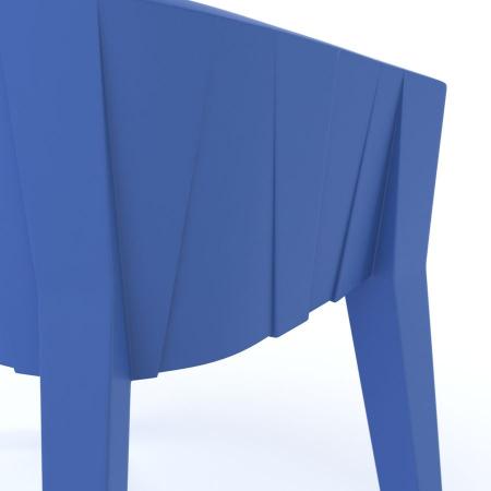 Fotoliu din plastic FROZEN CHAIR [8]