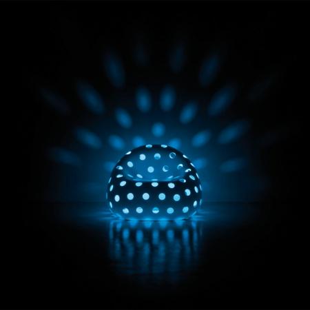 Fotoliu luminos din plastic AIRBALL LIGHT [2]