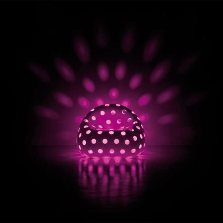 Fotoliu luminos din plastic AIRBALL LIGHT [4]