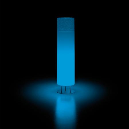 Lampi de podea din polietilena ICE-CAP2