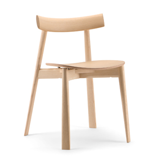 Scaun lemn frasin Remo 2201 SE [0]