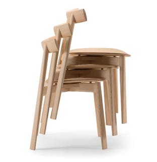Scaun lemn frasin Remo 2201 SE [2]