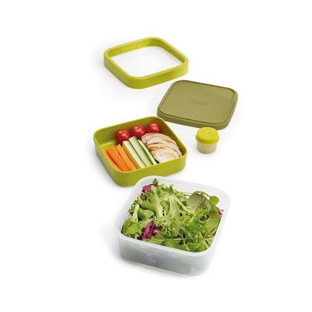 Caserola Salata Goeat 2-In-1 Verde - Joseph&Joseph 0