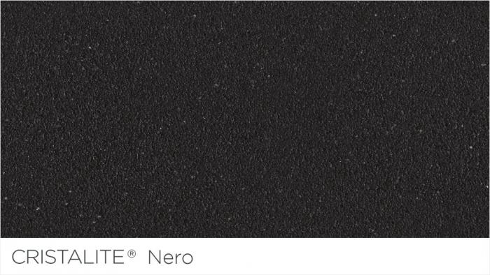 Chiuveta Granit Schock Classic R-100 Nero Cristalite 510 x 510 mm cu Sifon Automat [2]