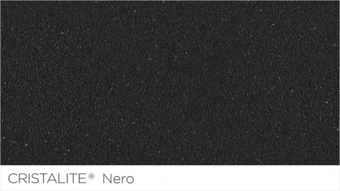 Chiuveta Granit Schock Element D-100S Nero Cristalite 780 x 500 mm 1